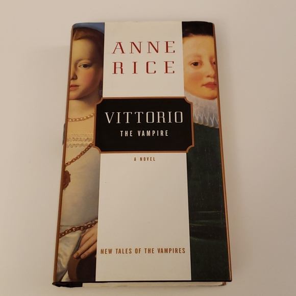 Anne Rice, Vittorio the Vampire
